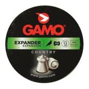 Chumbinhos Gamo Expander Country Caça Expansão 5.5mm 250un