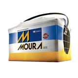 Bateria Auto Moura M28kd 12x75 70ah
