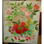 Pintura Óleo Sobre Tela Cesto De Frutaspromoção
