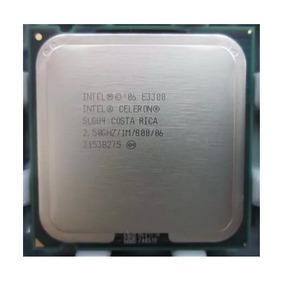 Procesador Intel Dual Core E3300 2.50ghz/1mb/800 Socket775