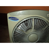 Turbo Ventilador Diametro 35 Cm