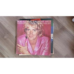 Lp Rod Stewart - 1985 Greatest Hits