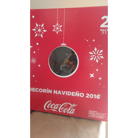 Coca Cola Decorin Navideño Reno