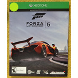 Juego Virtual Forza Motorsport 5 Xbox One