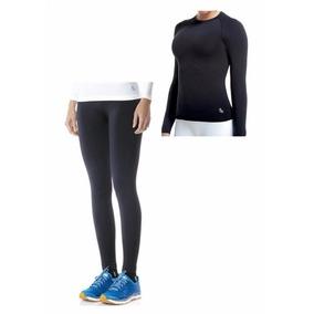 Conjunto Termico Lupo Sports Calça + Camiseta Manga Longa