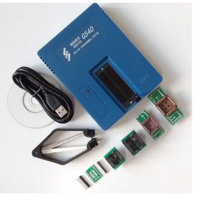 Programador Gravador G540 Usb Flash Bios Eprom Gal Avr Pic
