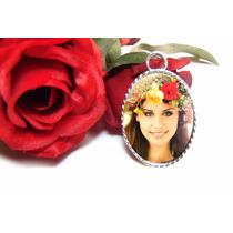Medalha P/ Noiva Buque Pingente Casamento Frete Grátis