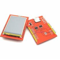 Tft Lcd Touch Shield 2.4 Para Arduino