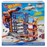 Super Ultimate Garage Hot Wheels Nuevo -)envio Gratis(-