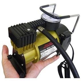 Mini Compressor Ar Carro Profissional Portatil 12v Veiculo