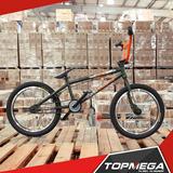 Bicicleta Topmega Diomenes R20 Freestyle Nuevo Modelo+cuotas