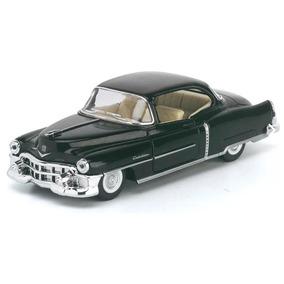Cadillac Series 62 Coupé 1953 Escala 1:43 Kinsmart Negro