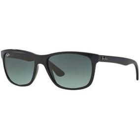 Gris Gafas De Sol Gafas Ray Ban Men 1102098001 Negro Mate - Gafas ... 753bbb171001