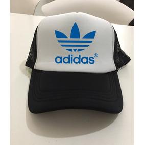 588a4d40b630a Gorra Adidas Negra Color Blanco - Ropa y Accesorios en Mercado Libre ...