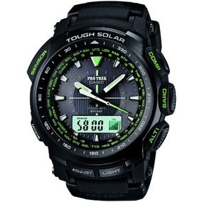 Casio Tough Protrek Radio Reloj Solar Multibanda 6 Prw Bjf