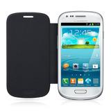 Flip Cover Samsung Galaxy S3 Mini I8190 Nuevo Oferta Unica!