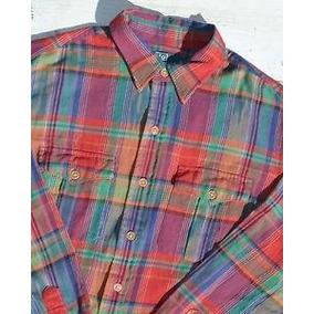 Camisa Caballero Polo Ralph Lauren Nueva Talla M 1,499$