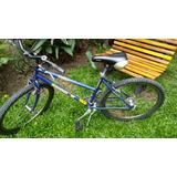 Bicicleta Todo Terreno Rodado 26, 18 Velocidades