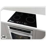Tope Cocina Electrica Vitroceramica Touch Calidad Premium