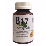 Vitamina B17 De 500 Mg Marca Nature