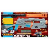 Rifle Cerrojo Lanza Dardos Con Mira Master Tek Air Warriors