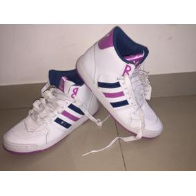 Zapatillas Adidas Dama Midiru Court Mid 2 - N° 36 -