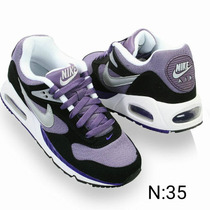 Tenis Nike Air Max Correlate Roxo 35