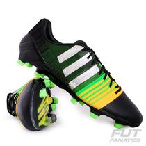 Chuteira Adidas Nitrocharge 1 Fg Campo - Futfanatics