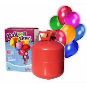 Tanque De Gas Helio Chico