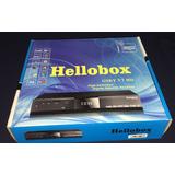 El Mejor Receptor Satelital Hellobox Gsky V7 Hd Iptv Full Hd