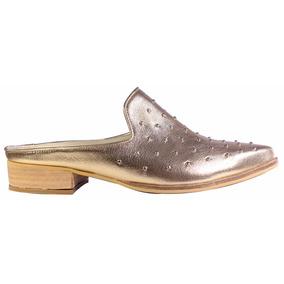 Zapatos Suecos Negros Con Tachas Y Trenza Sin Uso Tops - Zapatos de ... c5cd4cfd174