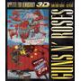 Guns N Roses Appetite For Democracy Bluray 3d Slash Axl