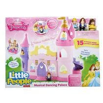 Little People Castillo De Baile Princesas Disney