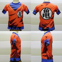 Camiseta Uniforme Goku Normal Dragon Boll Z