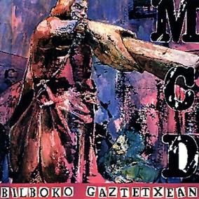 Vinilo M C D - Bilboko Gaztetxean ( Eshop Big Bang Rock )