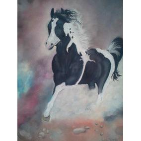 Caballo Mustang, Hecho A Mano
