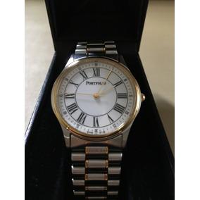 Relógio Portfolio Tiffany
