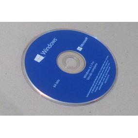 Windows 8.1 Pro Dvd + Licença Chave Key Digital Fpp 64 Bits