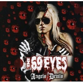 The 69 Eyes Angels/ Devils [bonus Dvd] (bonus Dvd, 3pc) Cd