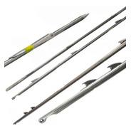 Arpão Flecha Seta Pk Sub Aço Inox 6,2mm Shark Fin