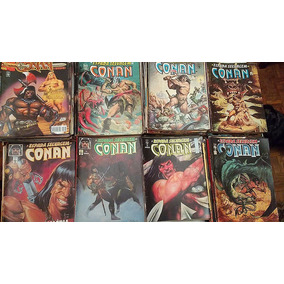 Espada Selvagem De Conan, Rei, Bárbaro, Saga, Cores Abril