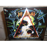 Def Leppard Hysteria 30th Anniversary 3cds Nuevo Digipak