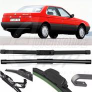 Palheta Limpador De Parabrisa Silicone Alfa Romeo 164 87/ 98
