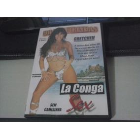 Gretchen - La Conga Sex - Brasileirinhas - Frete 6,00