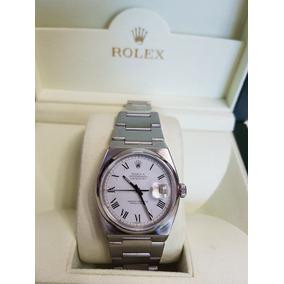 Rolex Datejust Oysterquartz Buckley Numeros Romanos 17000