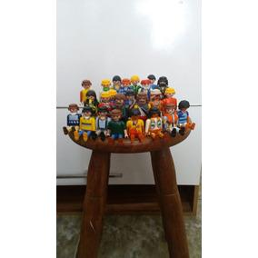 Playmobil Lote Com 10 Adultos . Escolha. Frete Grátis!
