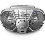 Philips Reproductor Cd Px3125stx Bluetooth Usb Mp3 G Oficial