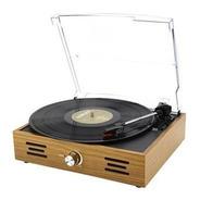 Vitrola Toca Discos Pulse Retrô Sp365 Perkins Turntable