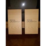 Cajas Para Samsung Galaxy S4 Con Sus Manuales
