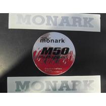 Jogo De Faixa Tampa Do Magneto Mobilete (monark M50)